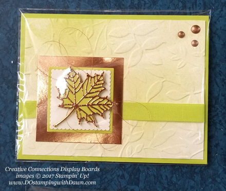Stampin' Up! Seasonal Layers Thinlits shared by Dawn Olchefske #dostamping  #stampinup #handmade #cardmaking #stamping #diy #fall #halloween #rubberstamping