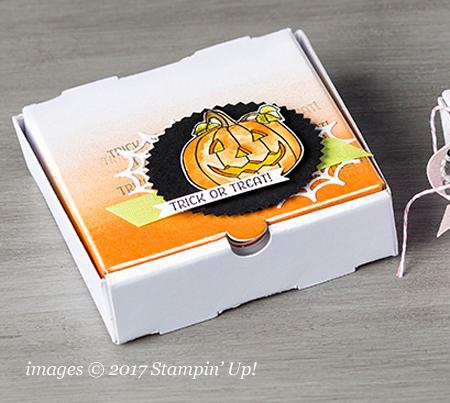Stampin' Up! Seasonal Chums stamp set shared by Dawn Olchefske #dostamping #stampinup #handmade #cardmaking #stamping #diy #fall #halloween #rubberstamping