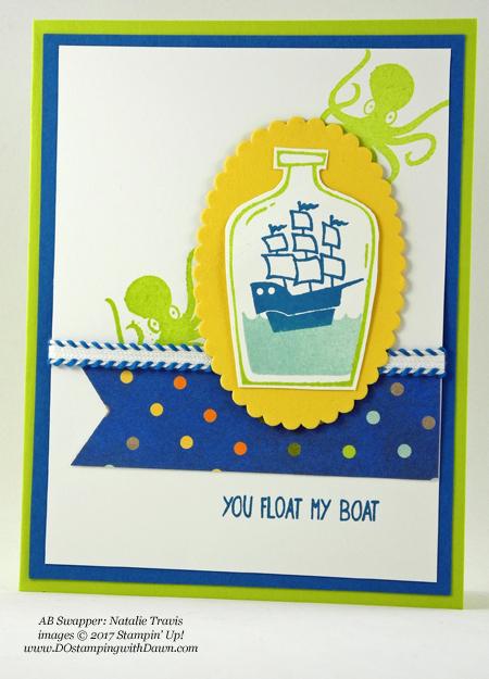 Stampin' Up! Birthday Memories Designer Series Paper shared by Dawn Olchefske #dostamping#stampinup #handmade #cardmaking #stamping #diy #rubberstamping (Natalie Travis)
