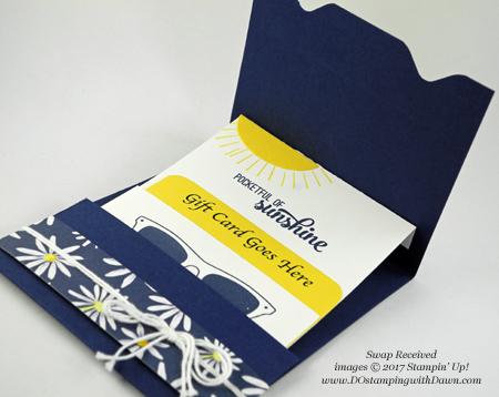 Stampin' Up! Delightful Daisy Designer Series Paper shared by Dawn Olchefske #dostamping #stampinup #handmade #cardmaking #stamping #diy #rubberstamping #funfold