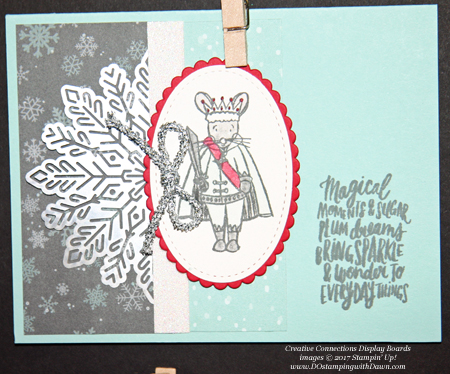 Stampin' Up! Christmas Around the World Designer Series Paper shared by Dawn Olchefske #dostamping #stampinup #handmade #cardmaking #stamping #diy #rubberstamping