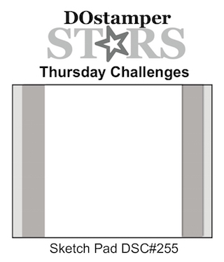 DOstamperSTARS Thursday Challenge #DSC255 #dostamping #stampinup #handmade #cardmaking #stamping #diy