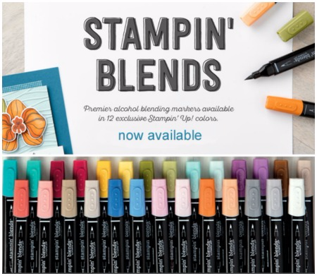 Image result for Stampin' Blends
