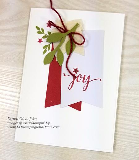 Back in Plaid November 2017 Paper Pumpkin Kit ideas by Dawn Olchefske #stampinup #paperpumpkin #cardmaking #cardkit #rubberstamping #diy #backinplaid #christmas