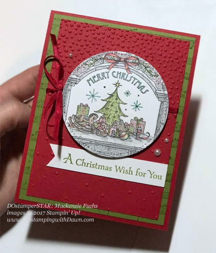 Stampin' Up! Best Gifts shared by Dawn Olchefske #dostamping  #stampinup #handmade #cardmaking #stamping #diy #rubberstamping #christmascards ( Mackenzie Fuch)