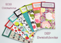 DOstamping 2018 Occasions Catalog Share - Designer Series Paper Swatchbooks