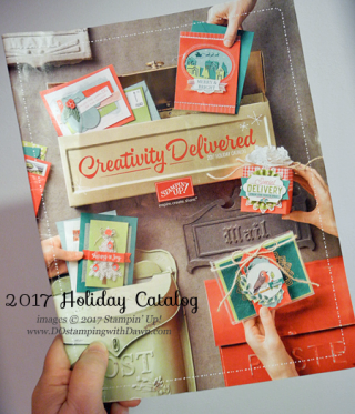 2017 Holiday Catalog #dostamping #stampinup #handmade #cardmaking #christmascards