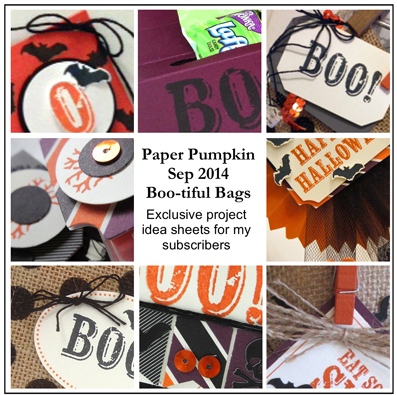 #paperpumpkin #bootifulbags #dostamping #dawnolchefske #stampinup #papercrafting #kits #diy #halloween #treatbags #packaging