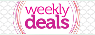 #weeklydeals from #stampinup #dostamping #craftingsupplies