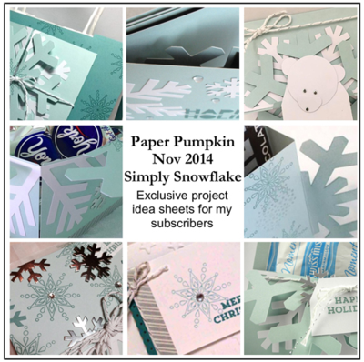 Subscribe to Paper Pumpkin with Dawn Olchefske, #dostamping and receive exclusive project idea sheets. #crafts #diy