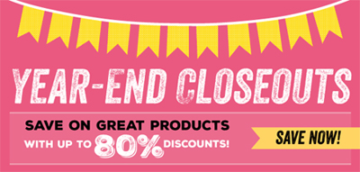 New Year-End Closeout Sale items, 2014 Holiday Catalog, #stampinup #dostamping