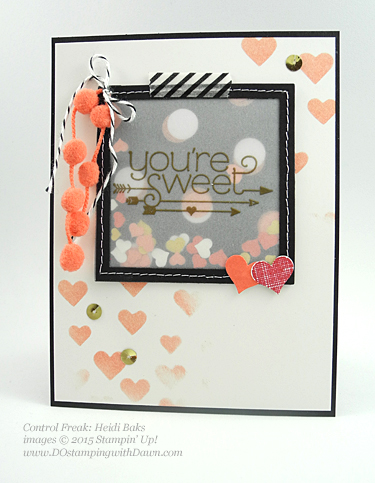 Stampin' Up! Occasions Catalog Swap cards share by Dawn Olchefske, #dostamping #love (HeidiBaks)
