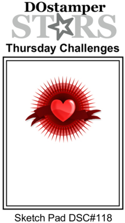 DOstamperSTARS Thursday Challenge #118, Dawn Olchefske