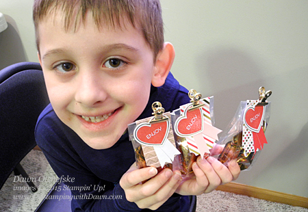 Valentine's Day Jan 2015 Filled with Love Paper Pumpkin ideas from Dawn Olchefske #dostamping #stampinup