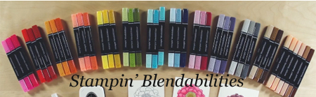 Stampin' Blendabilities Markers
