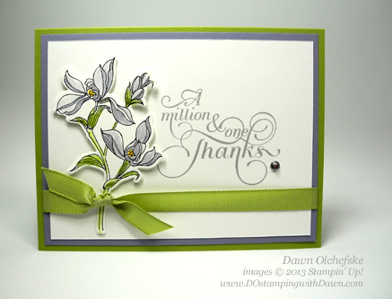 Million & One retiring favorites by Dawn Olchefske #dostamping #stampinup