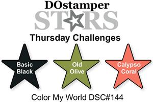 DOstamperSTARS Thursday Challenge DSC#144