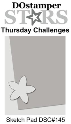 DOstamperSTARS Thursday Challenge DSC#145