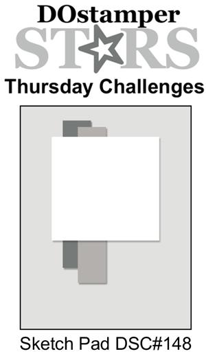 DOstamperSTARS Thursday Challenge DSC#148, sketch