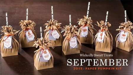 Sep2015-Paper Pumpkin Wickedly Sweet Treats