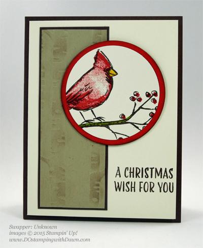 Joyful Season cards shared by Dawn Olchefske #dostamping #stampinup