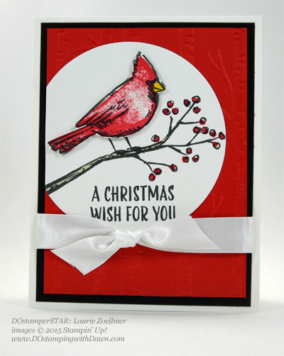 Joyful Season cards shared by Dawn Olchefske #dostamping #stampinup Laurie Zoellmer