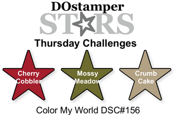 DOstamperSTARS Thursday Challenge DSC#156