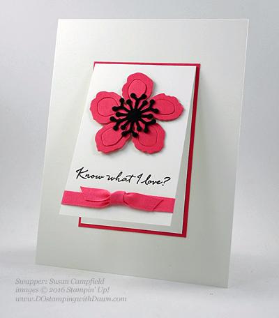 Botanical Gardens Bundle swap cards Shared by Dawn Olchefske #dostamping #stampinup (Susan Campfield)