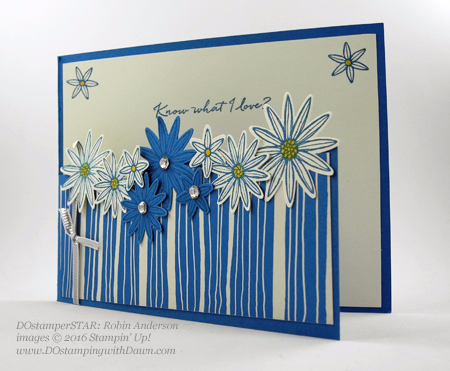 Grateful Bunch Bundle swap card shared by Dawn Olchefske #dostamping #stampinup (Robin Anderson)