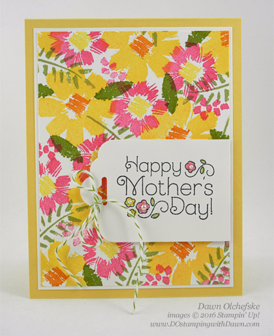 All About Everything bonus set from April 2016 Paper Pumpkin kit alternate ideas created by Dawn Olchefske #dostamping #stampinup