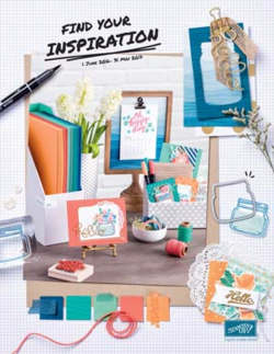 2016-17 Stampin' Up! Annual Catalog shared by Dawn Olchefske #dostamping #stampinup