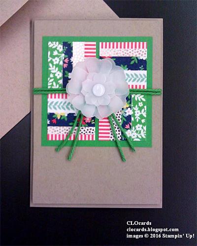 DOstamperSTARS Affectionately Yours cards shared by Dawn Olchefske #dostamping #stampinup (Cheryl O)