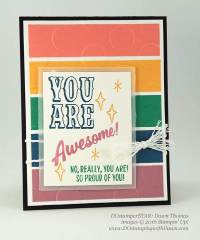 DOstamperSTARS In Color swap cards shared by Dawn Olchefske #dostamping #stampinup (Dawn Thomas)