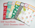 2017 Stampin' Up! Occasions Catalog DSP Swatchbooks offered by Dawn Olchefske #dostamping