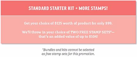 Join DOstamperSTARS during Sale-a-Bration and choose 2 free stamp sets #dostamping