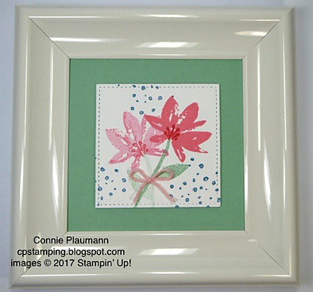 Stampin' Up! DOstamper STARS Friday Feature cards shared by Dawn Olchefske #dostamping (Avant Garden-Connie Plaumann)