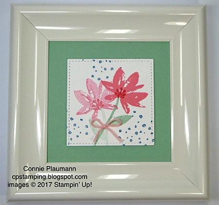Stampin' Up! DOstamper STARS Friday Featurecards shared by Dawn Olchefske #dostamping(Avant Garden-Connie Plaumann)