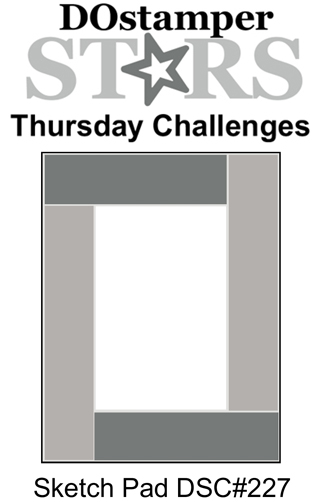 DOSstamperSTARS Thursday Challenge #227-Sketch Pad