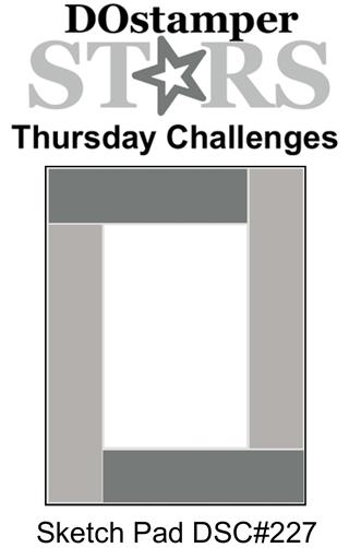 DOSstamperSTARS Thursday Challenge #227-Sketch Pad