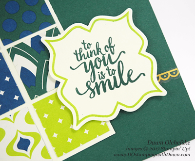 Get an exclusive FREE GIFT 26 Project PDF from Dawn Olchefske with you purchase a Stampin' Up! Eastern Palace Suite Exclusive Bundle during May 2017 #dostamping
