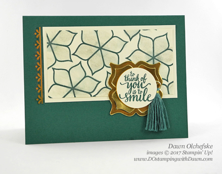 Stampin' Up! DOstamperSTARS Friday Feature cards shared by Dawn Olchefske #dostamping