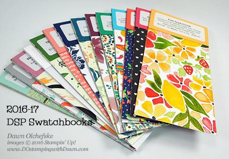 2016 Swatchbooks