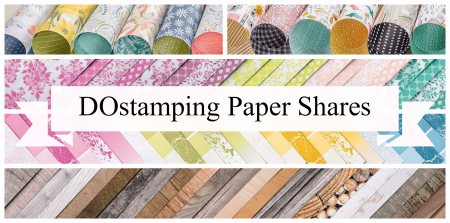 Taking reservations for DOstamping Paper Shares for 2017-18 Annual Catalog