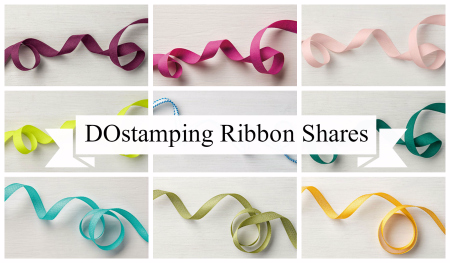 Taking reservations for DOstamping Ribbon Shares for 2017-18 Annual Catalog