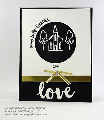 Stampin' Up! In the City host set shared by Dawn Olchefske #dostamping  (Judy Strickling)