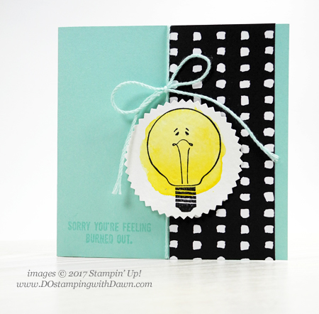 Stampin' Up! CASE the Catty pg 94 with Watts of Occasionscards shared by Dawn Olchefske #dostamping
