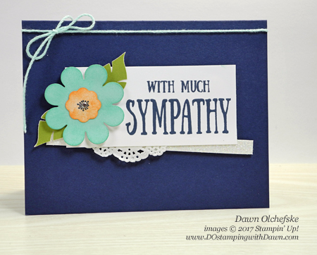 Aug 2017 Giftable Greetings Paper Pumpkin Alternate project by Dawn Olchefske #dostamping  #stampinup #handmade #cardmaking #stamping #diy, #paperpumpkin #giftablegreetings #sympathy