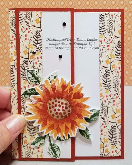 Stampin' Up! Painted Harvest card shared by Dawn Olchefske #dostamping #stampinup #handmade #cardmaking #stamping #diy #rubberstamping #dostamperstars (Diane Lanfer)