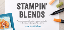 Stampin' Blends by Stampin' Up!