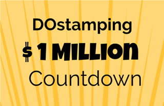 Dawn Olchefske Countdown to one Million, shop with Dawn at http://dostamping.stampinup.net #dostamping #onemillion #shopwithdawn